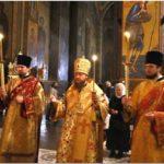 Архієпископ  Феодосій звершив всенічне бдіння напередодні неділі 21-ї після П'ятидесятниці