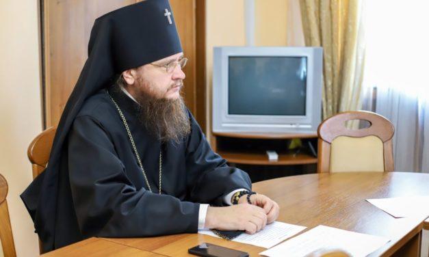 Архієпископ Феодосій взяв участь у засіданні Вченої ради Київської духовної академії
