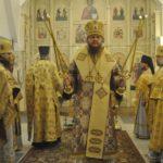 Архієпископ Феодосій очолив Літургію в с.Григорівка Канівського благочиння