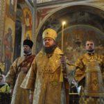 Архієпископ Феодосій звершив всенічне бдіння напередодні Неділі 19-ї після П'ятидесятниці