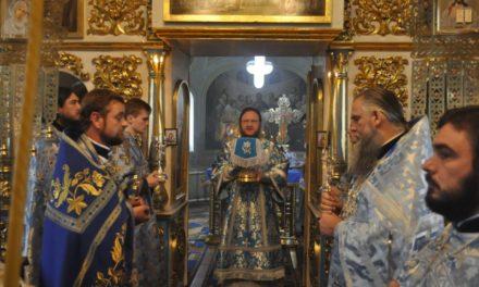 Архієпископ Феодосій очолив Літургію в с.Червона Слобода Черкаського благочиння