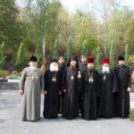 Високопреосвященніший архієпископ Феодосій ознайомився з життям Катеринопільського благочиння