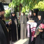 Архієпископ Черкаський і Канівський Феодосій відвідав Стеблівський жіночий монастир