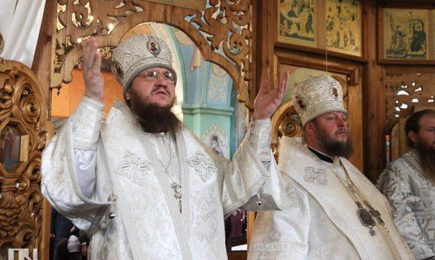 Архієпископ Феодосій здійснив архіпастирський візит до Стеблівського Преображенського монастиря