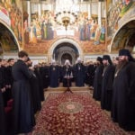 Архієпископ Феодосій взяв участь в урочистостях з нагоди Актового дня Київських духовних шкіл