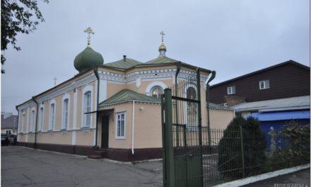 Архиепископ Черкасский и Каневский  Феодосий посетил монастырь Рождества Пресвятой Богородицы г.Черкассы