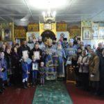 Керуючий Черкаською єпархією архієпископ Феодосій звершив Літургію в свято ікони Божої Матері «Всіх скорботних Радість»