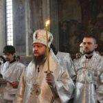 Архієпископ Черкаський і Канівський Феодосій звершив богослужіння Димитріївської батьківської суботи