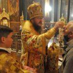 Архієпископ  Феодосій звершив всенічне бдіння напередодні неділі 22-ї після П'ятидесятниці