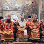 У кафедральному Свято-Михайлівському соборі Черкас відзначили головне храмове свято