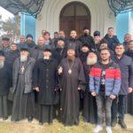 Архієпископ Черкаський і Канівський Феодосій звершив Божественну літургію в день пам'яті святителя Іоанна Златоустого