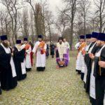 Керуючий Черкаською єпархією архієпископ Феодосій вшанував пам'ять жертв Голодомору і політичних репресій