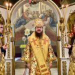 Архієпископ Феодосій звершив Літургію у Неділю 25-у після П'ятидесятниці