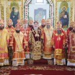 Архієпископ Черкаський і Канівський Феодосій взяв участь в урочистостях Ніжинської єпархії (+ВІДЕО)