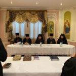 Архієпископ Черкаський і Канівський Феодосій провів перше засідання Ставленицької Комісії Черкаської єпархії