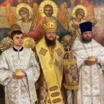 Архієпископ Феодосій звершив рукопокладення кліриків для Черкаської єпархії