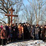 Архієпископ Феодосій освятив лісове джерело, яким користувалися ще насельниці Свято-Успенського Ірдинського Виноградського монастиря