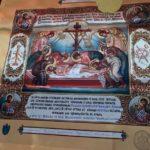 Архиепископ Черкасский и Каневский Феодосий освятил памятный храм-часовню на месте Медведевского Пустынно-Никольского монастыря