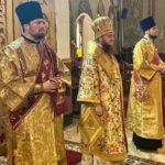 Архієпископ  Феодосій звершив всенічне бдіння напередодні неділі 27-ї після П'ятидесятниці