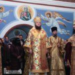 У день пам'яті ап.Андрія Первозваного архієпископ Феодосій служив у храмі Андріївського архієрейського подвір'я Черкаської єпархії