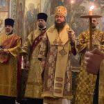 Архієпископ Феодосій звершив всенічне бдіння напередодні неділі 28-ї після П'ятидесятниці