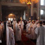 Архієпископ Феодосій очолив соборну службу на 40–ни спочилого благочинного Золотоніського округу протоієрея Ярослава Івануси
