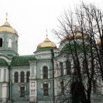 Архиепископ Феодосий  огласил кадровые решения в отношении Золотоношского благочиния Черкасской епархии и Успенского собора