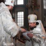 Архієпископ Феодосій озвучив кадрові рішення стосовно Золотоніського благочиння Черкаської єпархії та Успенського собору