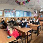 Архієпископ Черкаський і Канівський Феодосій провів відкритий урок в загальноосвітній школі