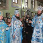Архієпископ Феодосій підніс молитви за упокій митрополита Софронія