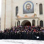 Архієпископ Феодосій очолив збори духовенства Черкаської єпархії УПЦ
