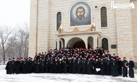 Архиепископ Феодосий возглавил собрание духовенства Черкасской епархии УПЦ
