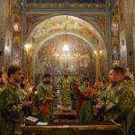 Архієпископ Черкаський і Канівський Феодосій звершив всенічне бдіння з соборним акафістом