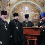 Єпархіальний суд Черкаської єпархії прийняв присягу