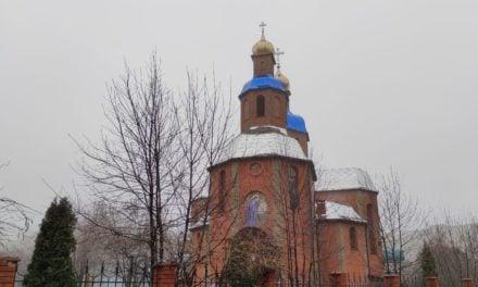 Архиепископ Феодосий возглавил богослужение малого престольного праздника Христо-Рождественского Архиерейского подворья в г.Черкассы