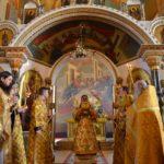 Архієпископ Феодосій звершив Літургію в Неділю 29-у після П'ятидесятниці