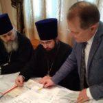 Відбулося перше засідання Архітектурно-будівельної комісії Черкаської єпархії