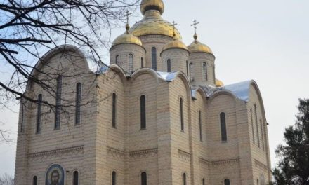 Архієпископ Феодосій звершив Літургію в Неділю 30-ту після П'ятидесятниці