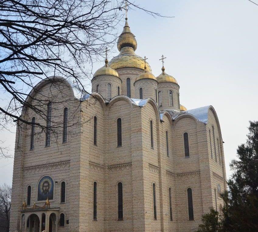 Архиепископ Феодосий совершил Литургию в Неделю 30-ю по Пятидесятнице - ЧЕРКАССКИЙ БЛАГОВЕСТНИК