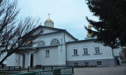 Архиепископ Феодосий совершил Литургию в Красногорском Золотоношском женском монастыре