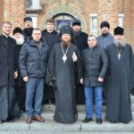 Архієпископ Черкаський і Канівський Феодосій з архіпастирським візитом відвідав село Піщане