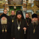 Архиепископ Черкасский и Каневский Феодосий с архипастырским визитом посетил село Песчаное