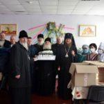 Черкаська єпархія передала теплі речі і продукти харчування для будинку-інтернату м.Чигирин