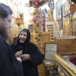 Архієпископ Черкаський і Канівський Феодосій відвідав Свято-Троїцький Чигиринський жіночий монастир