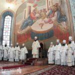 Архієрейське служіння на свято Обрізання Господнього у кафедральному Михайлівському соборі