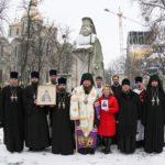 Архієпископ Феодосій вклонився пам'яті святителя Луки (Войно-Ясенецього) з нагоди 95-річчя його відвідування Черкас в архієрейському сані