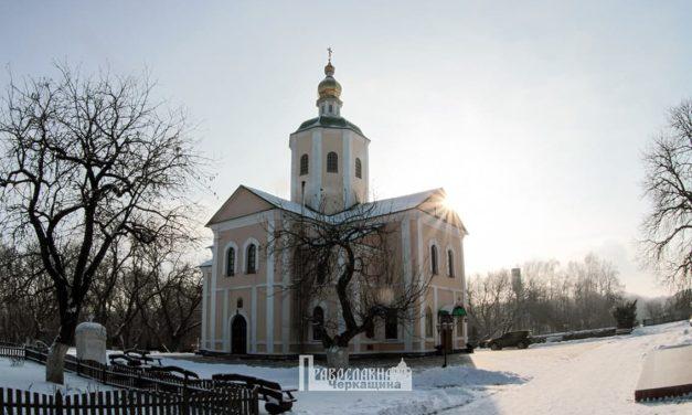 Архієпископ Феодосій відвідав одну з найстаріших святих обителей – Свято-Троїцький Мотронинський монастир