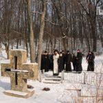 Архієпископ Феодосій звершив літію на братській могилі мирних жителів, розстріляних німцями під час Другої світової війни