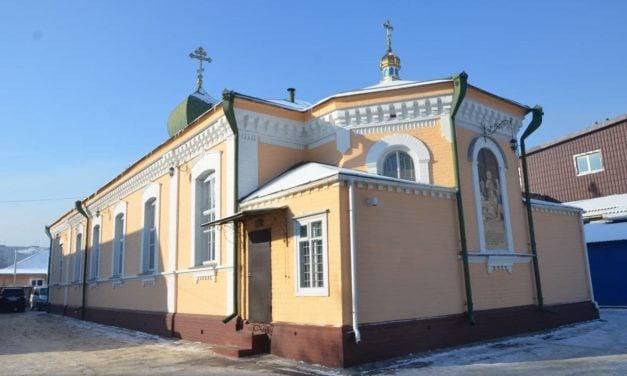 Архієпископ Черкаський і Канівський Феодосій очолив Літургію у монастирі Різдва Пресвятої Богородиці м.Черкаси