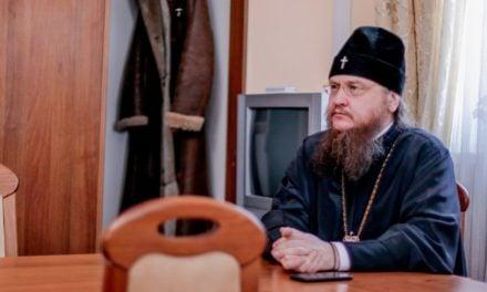Архиепископ Феодосий принял участие в заседании кафедры Церковно-практических дисциплин КДАиС